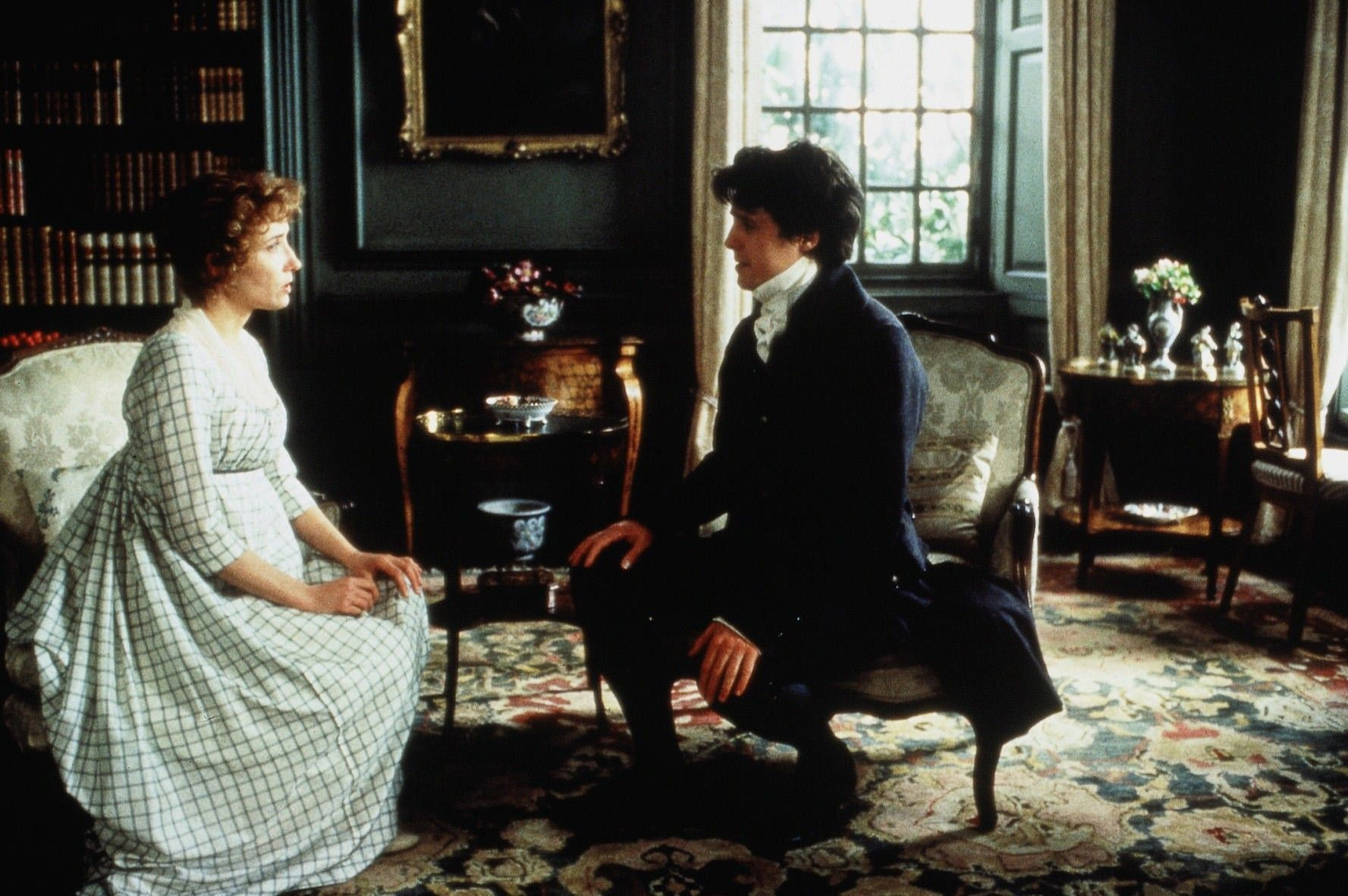 sense and sensibility jane austen Three of jane austen's six novels were written, at least in their first versions, before 1800, while the other three were not started until after sense and sensibility was accepted for.