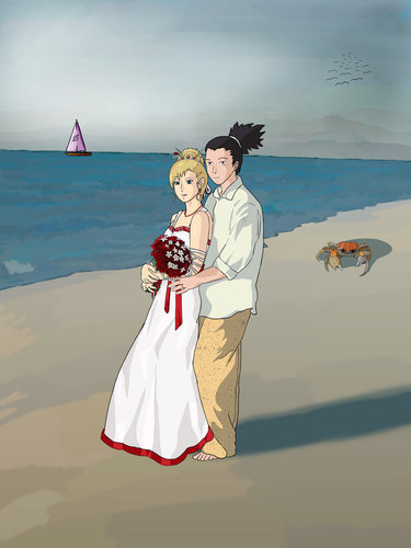 ShikaTema Wedding