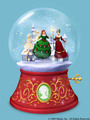 Snow globe - barbie-in-a-christmas-carol photo