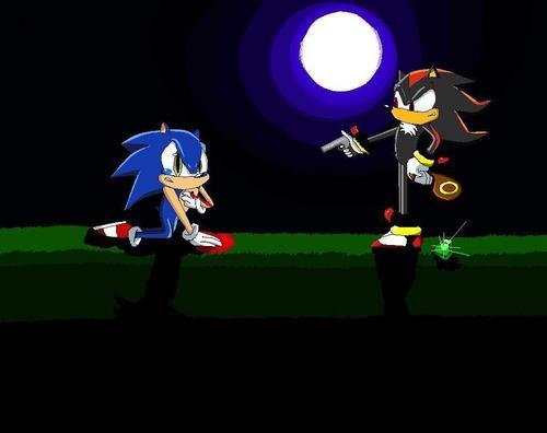 Sonic is Shot!!!