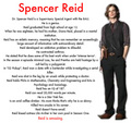Spencer Reid - Facts - dr-spencer-reid photo