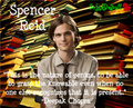 Spencer Reid - Genius