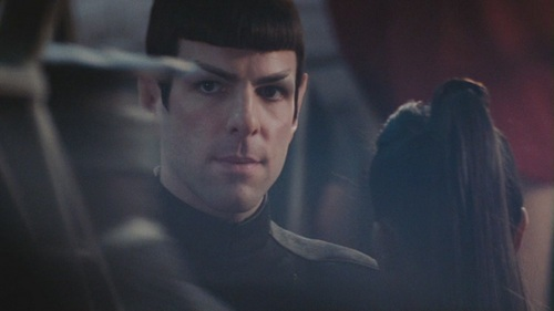 Star Trek (2009) wallpaper entitled Star Trek XI