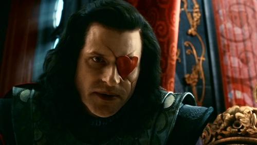 Ilosovic Stayne, Knave Of Hearts wallpaper entitled Stayne, The Knave Of Hearts in Tim Burton's 'Alice In Wonderland'