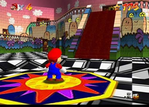 Super Mario 64 - super-mario-64 Fan Art
