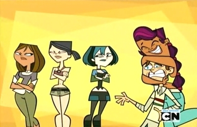 Total Drama World Tour দেওয়ালপত্র called TDWT