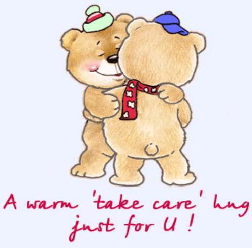 Take Care Berni xx