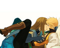 Tales of the Abyss 矢追