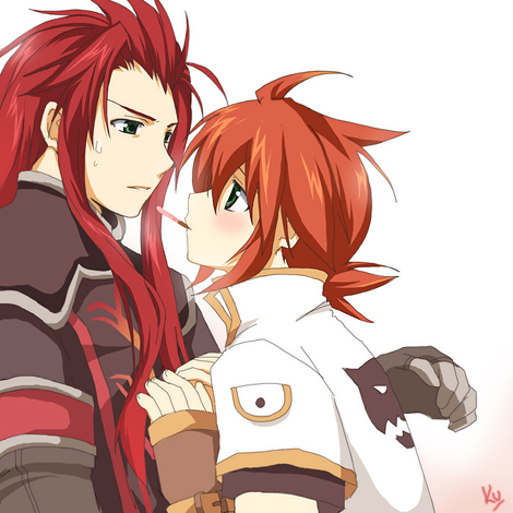 Tales of the Abyss याओइ