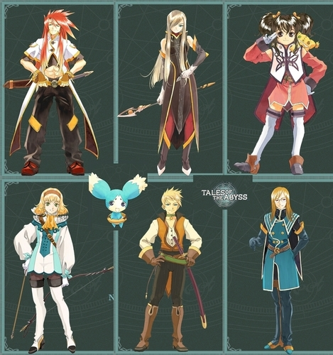 tales of the abyss pdf