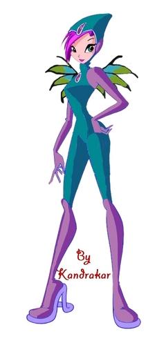 Tecna as a Guardian