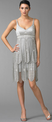 The Alluring Flapper Dress