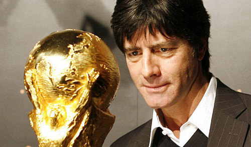 The Coach Joachim Loew