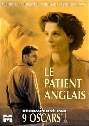 The English Patient fond d'écran entitled The English Patient - Movie Poster