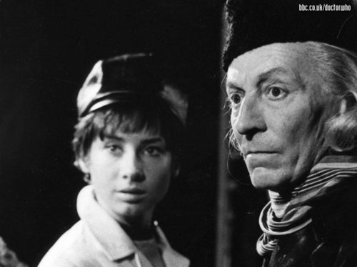 The First Doctor- William Hartnell