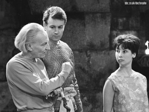 The First Doctor - William Hartnell