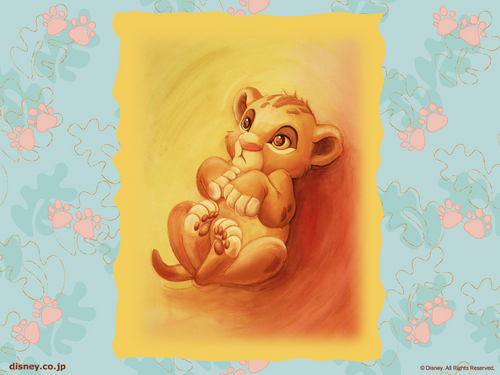 The Lion King - disney Wallpaper