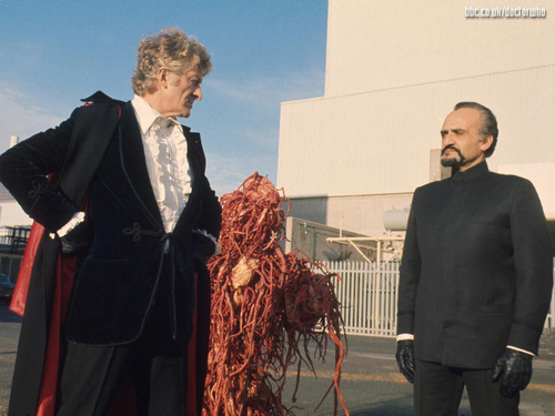The Third Doctor- Jon Pertwee