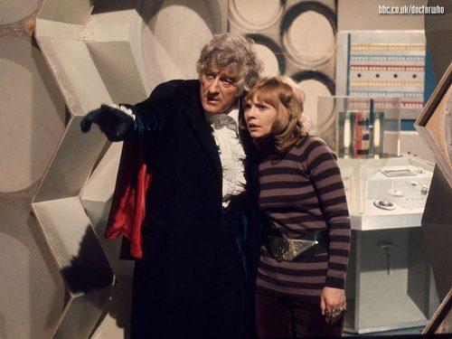 The Third Doctor- Jon Pertwee