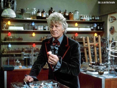 The Third Doctor - Jon Pertwee