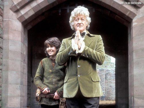 The Third Doctor - Jon Pertwee
