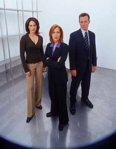 The X-Files Promo Photos- Season 9