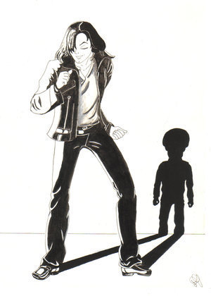 The real Michael Jackson!