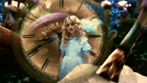 Alice in Wonderland (2010) wallpaper called Tim Burton's 'Alice In Wonderland'