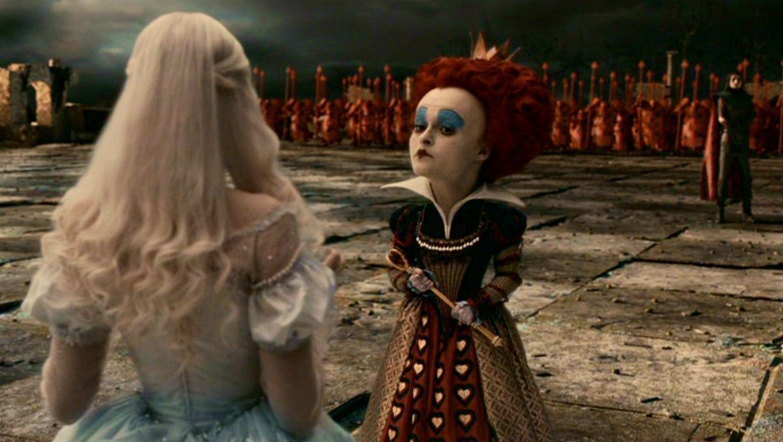 Tim Burton's 'Alice In Wonderland' - alicia en el país de la