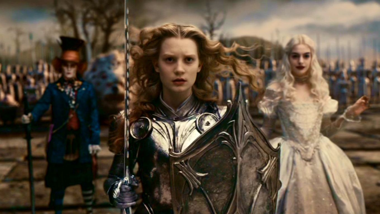 Alice in Wonderland (2010) HD