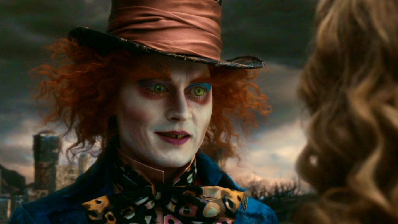 Tim Burton's 'Alice In Wonderland'