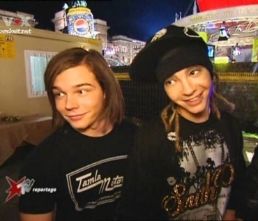 Tom and georg