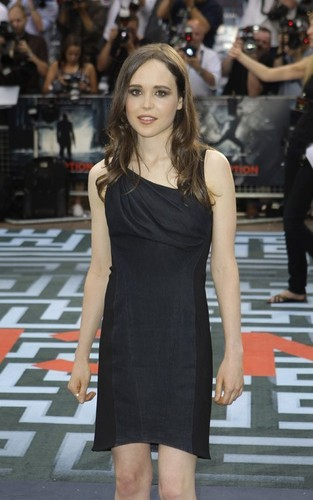"UK premiere of ""Inception"" (July 8)."