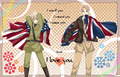 US / UK~ - hetalia-couples photo