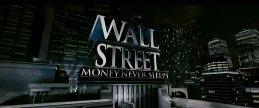 Wall Street: Money Never Sleeps (2010) ǀ Bioscoopagenda