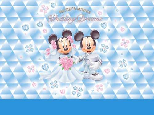 A Classic Disney Wedding