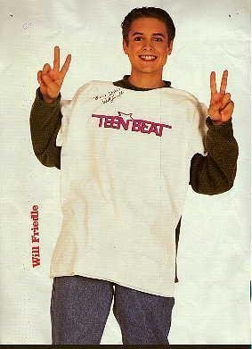 Will in Teen Beat