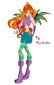 Winx Club as Guardians