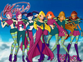 Winx dressed as W.i.t.c.h. - winx-vs-witch photo