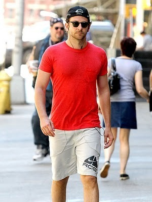 Bradley Cooper 壁纸 called Working Out