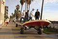 World's Biggest Skateboard