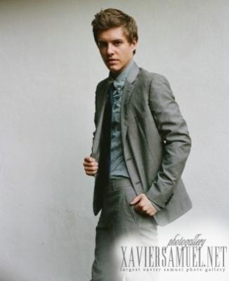 Xavier Samuel - ELLE Magazine
