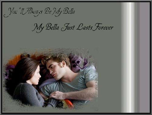 You'll Always Be My Bella