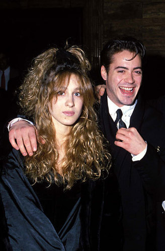 Robert Downey Jr fond d'écran entitled Young Artists Unite - 9th November 1988