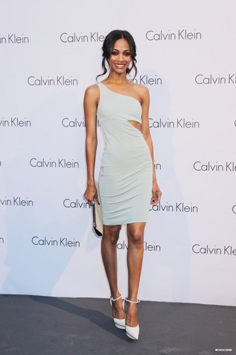 Zoe @ World of Calvin Klein (Berlin, Germany)