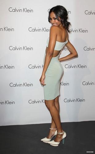 Zoe @ World of Calvin Klein (Berlin, Germany)