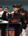 done talking - tim-lincecum photo
