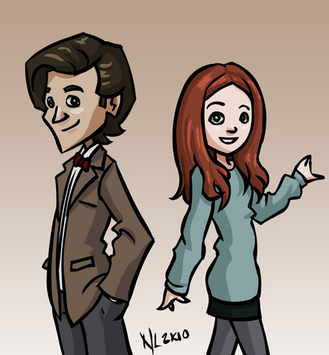 eleven and amy