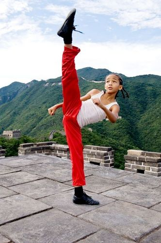 jaden - karate kid - jaden-smith Photo