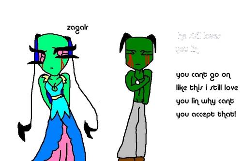 lin and zag